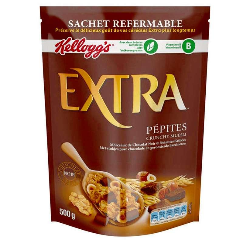 Extra Pépites, Kellogg's (500 g)