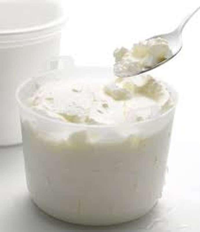 Faisselle du marché, fromage au lait entier 7%, Beillevaire (4 x 100 g)