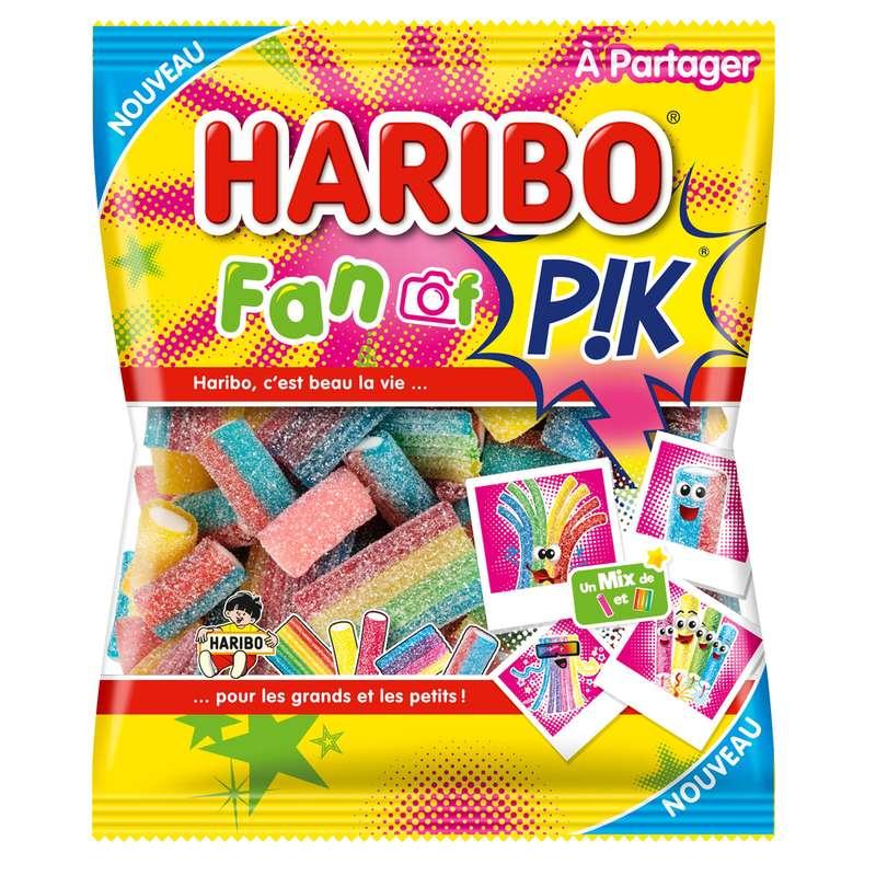 Bonbons Fan of Pik, Haribo (200 g)