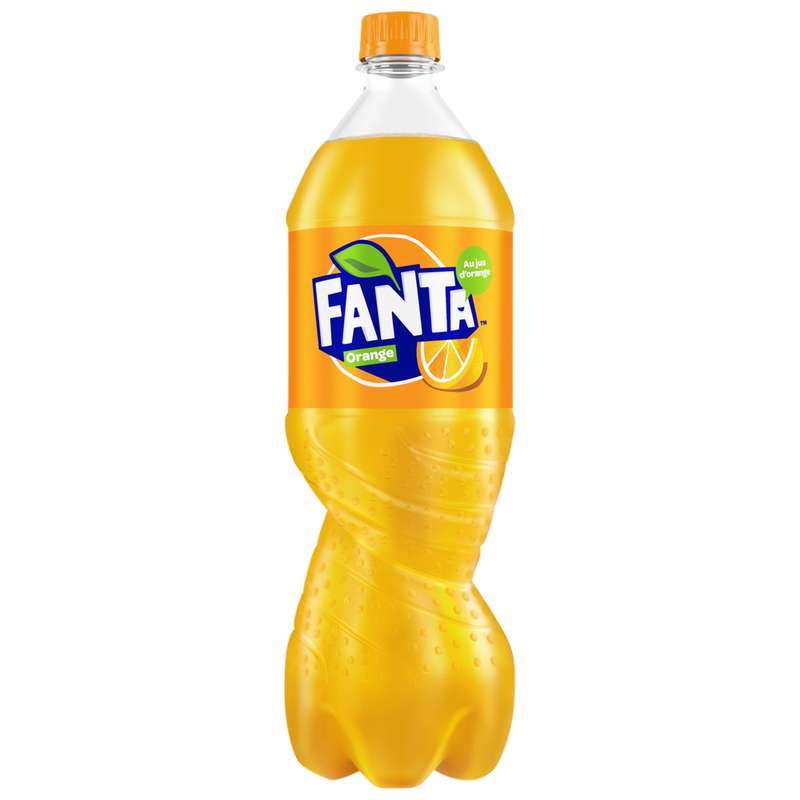 Fanta orange (1 L)
