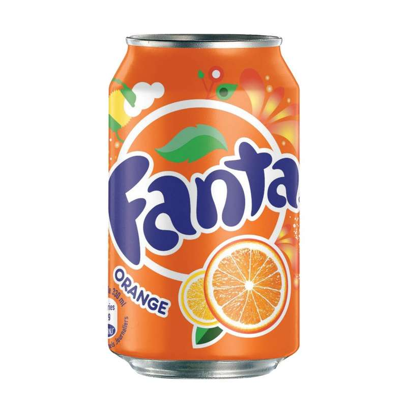 Fanta orange (33 cl)