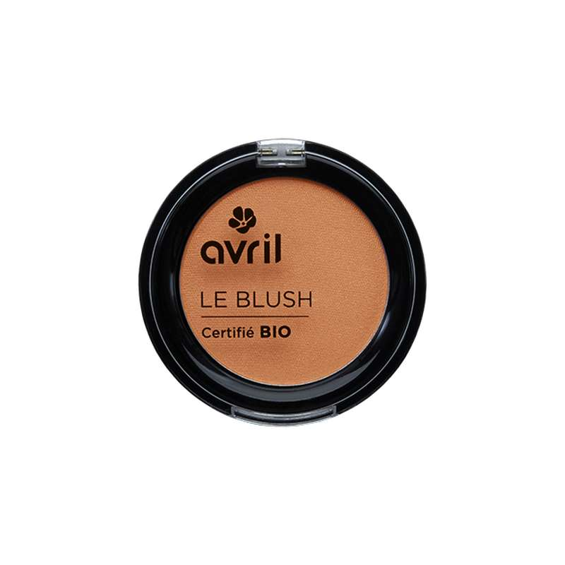 Blush terre cuite certifié BIO, Avril