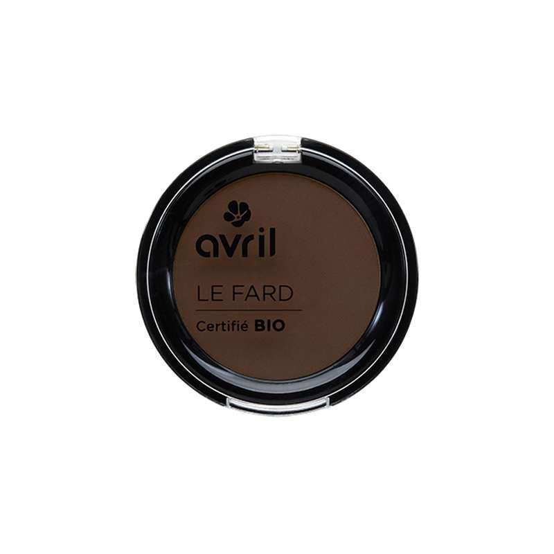 Fard à paupières terre certifié BIO, Avril (2,5 g)