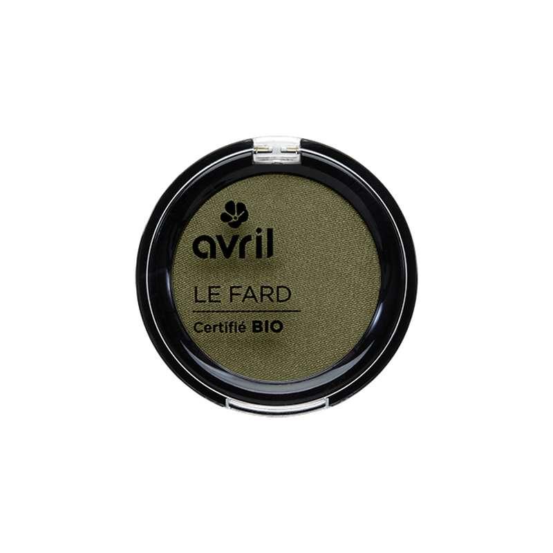 Fard à paupières marécage certifié BIO, Avril (2,5 g)