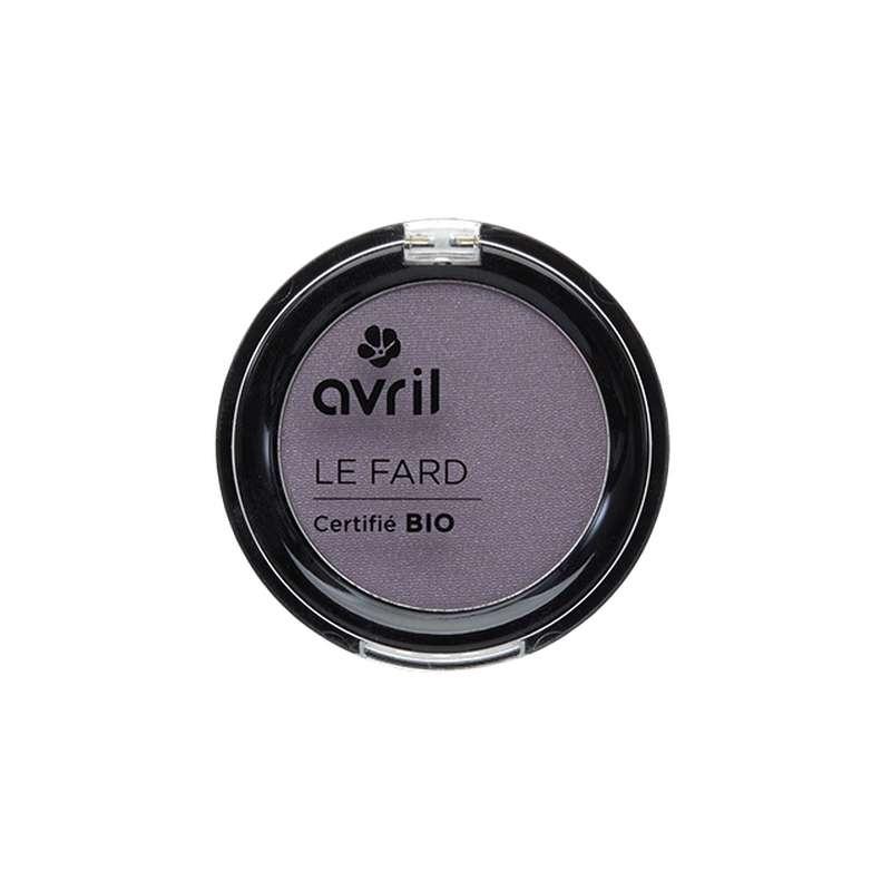 Fard à paupières vendange certifié BIO, Avril (2,5 g)