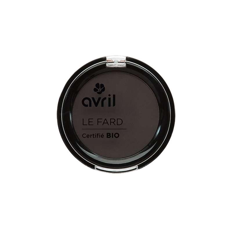 Fard à sourcils brun certifié BIO, Avril (2,5 g)