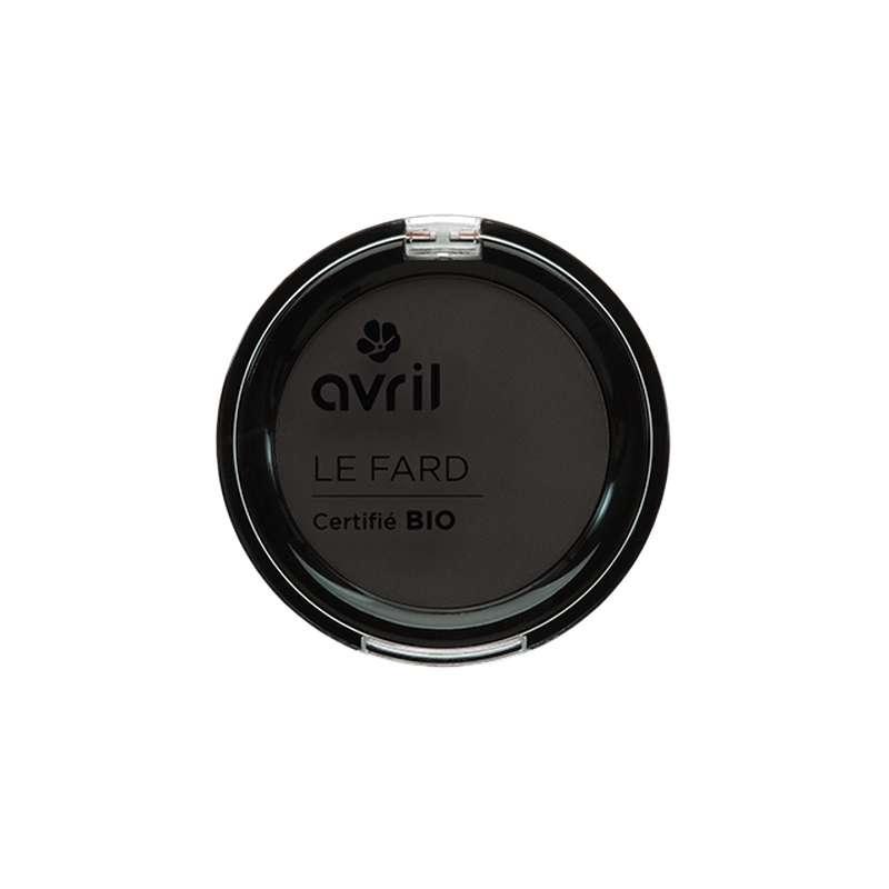 Fard à sourcils ultra brun certifié BIO, Avril (2,5 g)