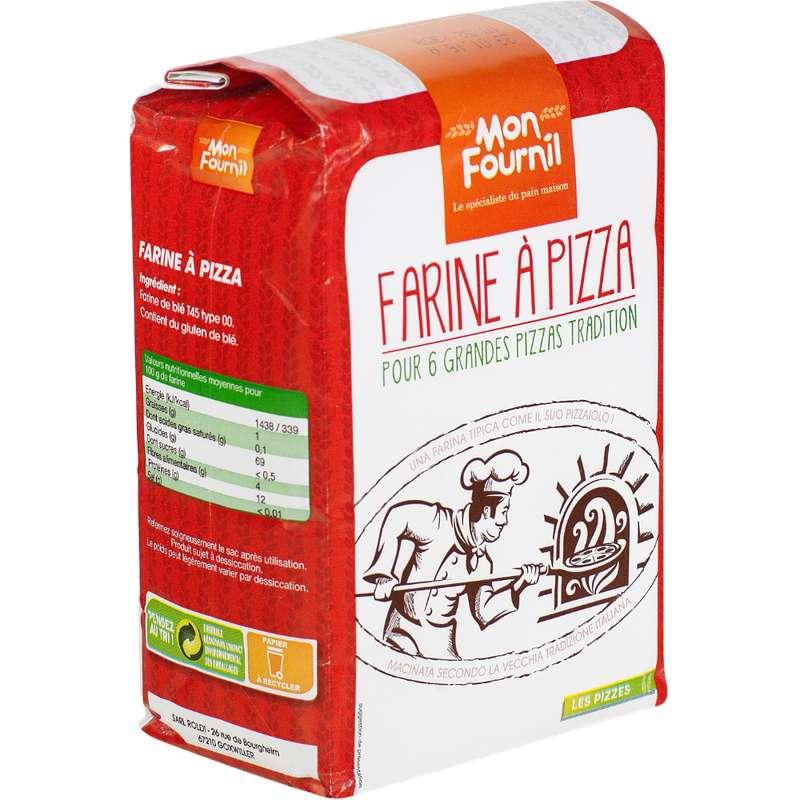 Farine à pizza, Mon Fournil (1 kg)