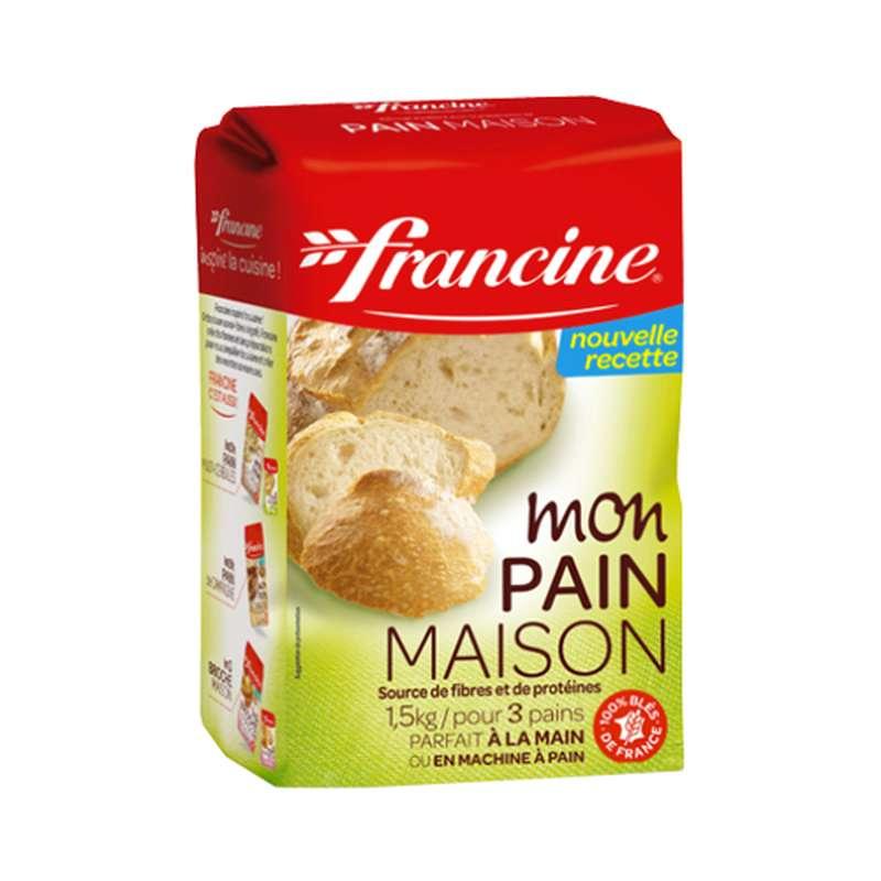 Farine pour pain, Francine (1,5 kg)