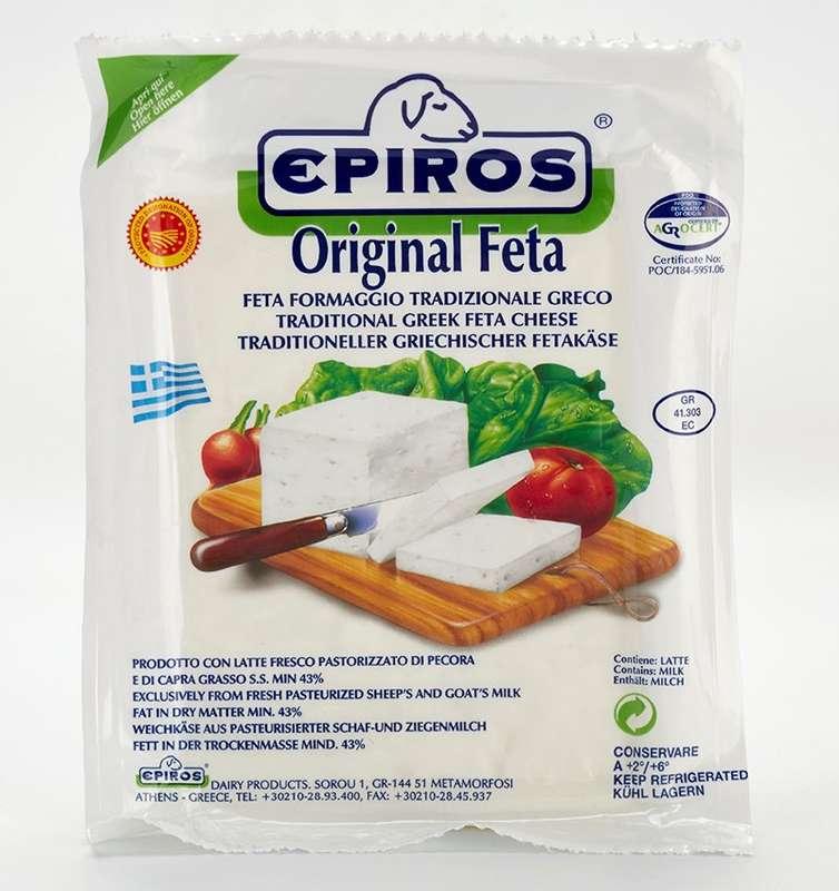 Feta AOP sous-vide, Epirus (200 g)