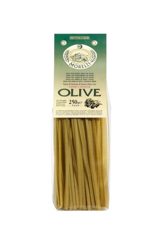 Fettuccine Olives, Morelli (250 g)