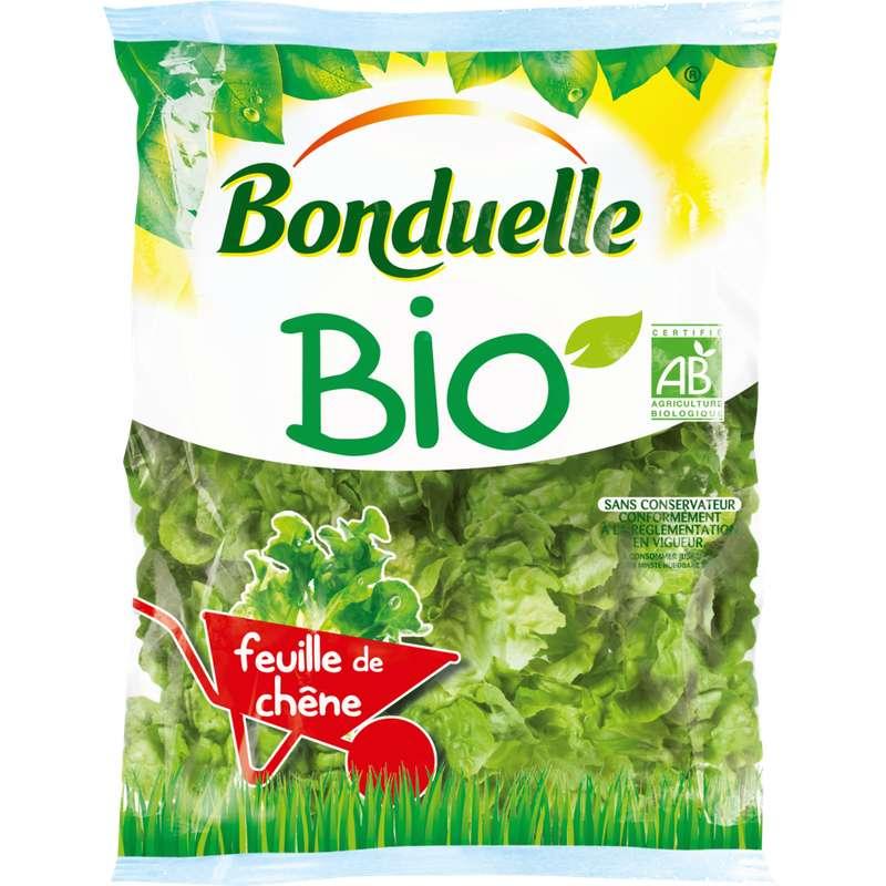 Feuille de chêne BIO, Bonduelle (100 g)