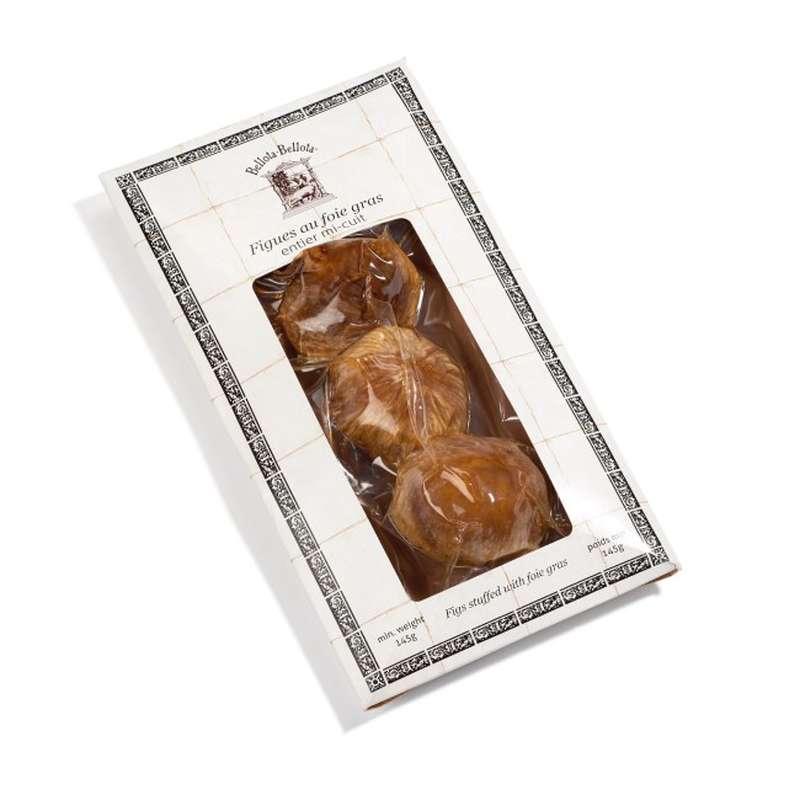 Figues confites au foie gras, Bellota-Bellota (120 g)