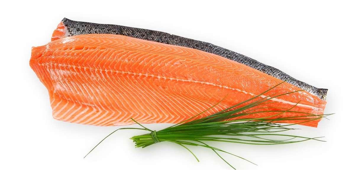 Filet de saumon BIO (300 g, 1 ou 2 filet)