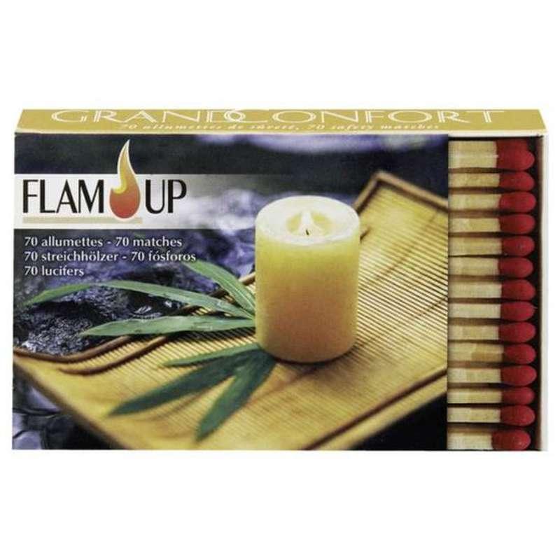 Allumettes, Flam'up (x 70)