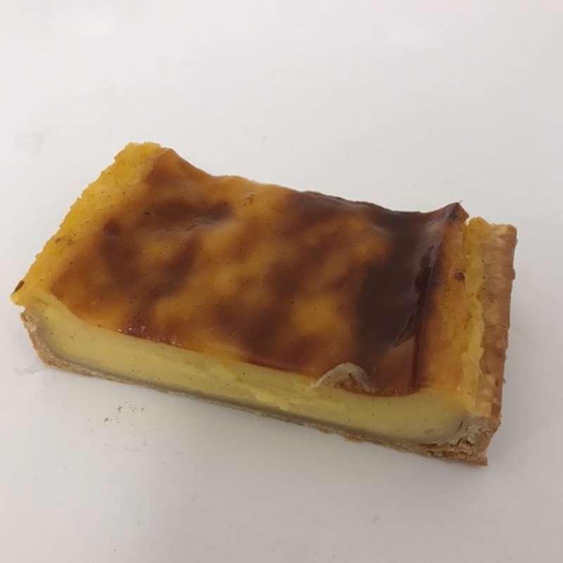 Flan à la vanille Bourbon de Madagascar , La Grande Épicerie de Paris (175 g)