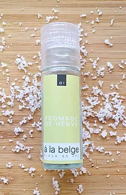 Fleur de sel au Fromage de Herve, À La Belge (30 g)