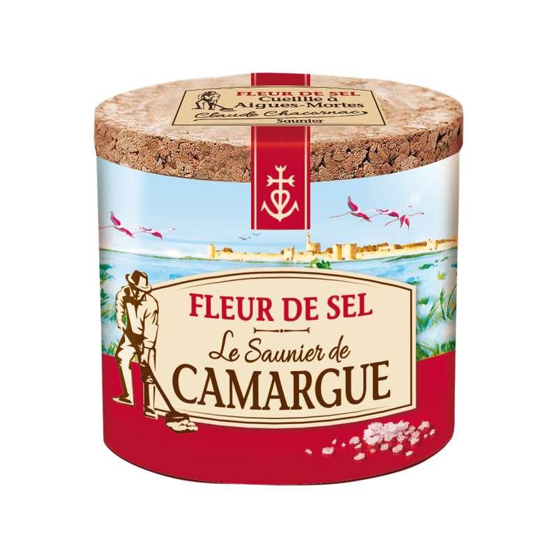 Fleur de sel, Le Saunier de Camargue (125 g)