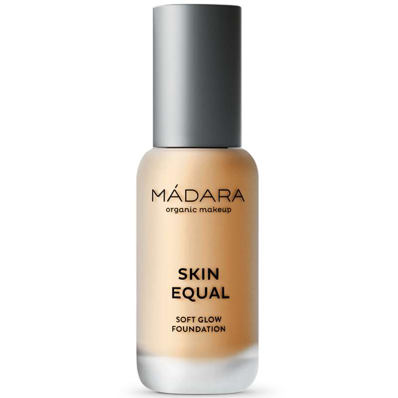 Fond de teint Skin Equal Golden Sand #50 BIO, Madara (30 ml)