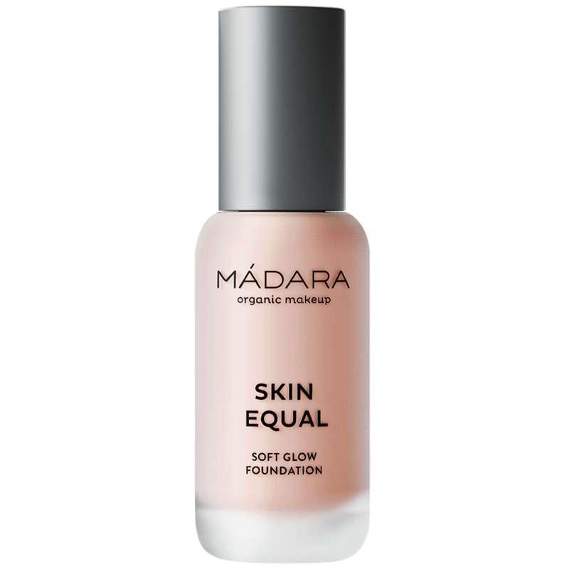 Fond de teint Skin Equal Rose Ivory #30 BIO, Madara (30 ml)