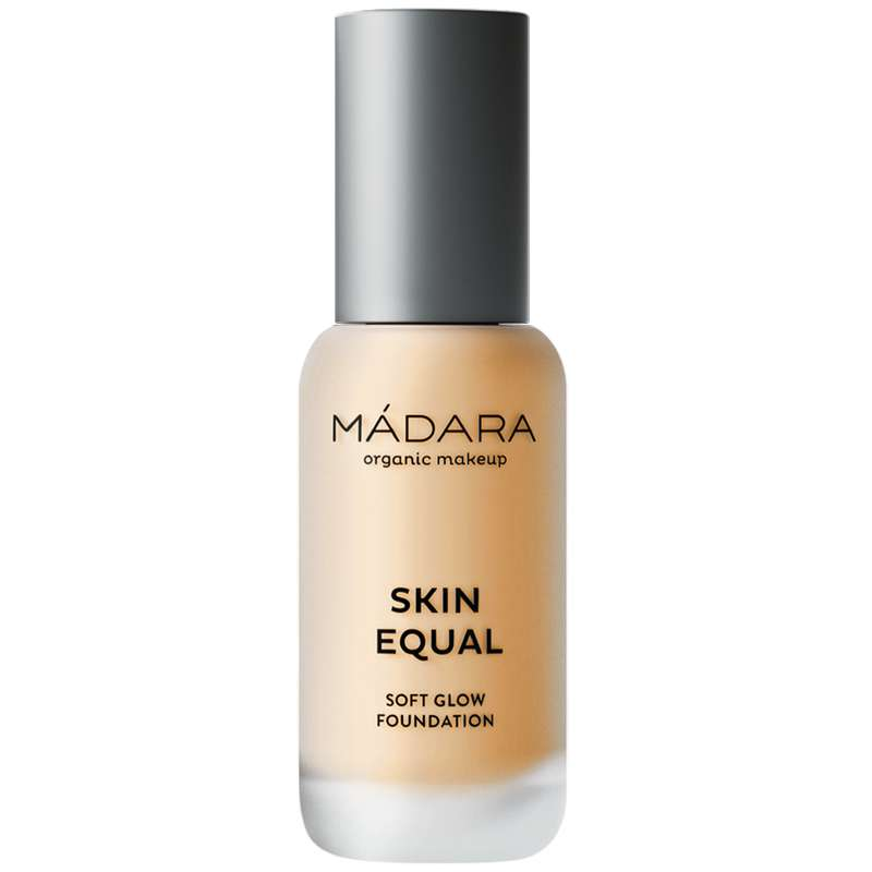 Fond de teint Skin Equal Sand #40 BIO, Madara (30 ml)