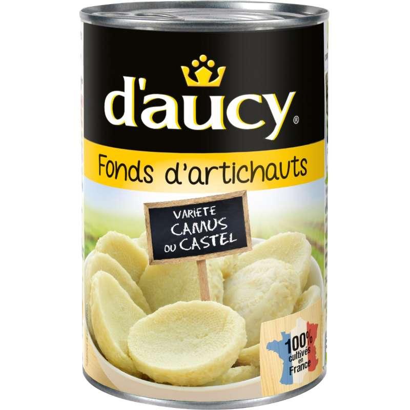 Fonds d'artichauts, D'aucy (425 g)