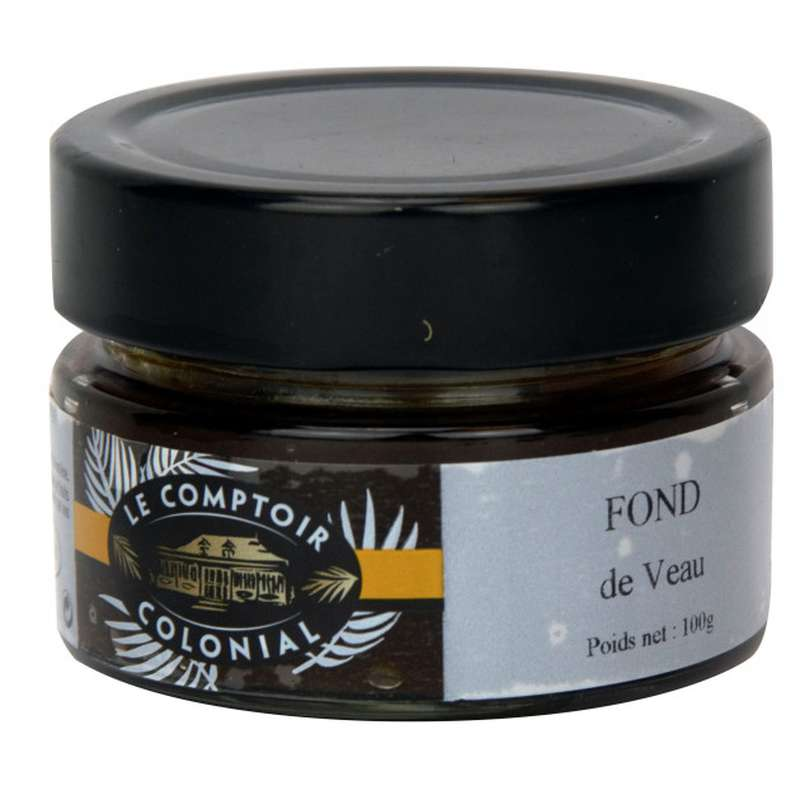 Fonds de veau Ariake, Le comptoir Colonial (100 g)