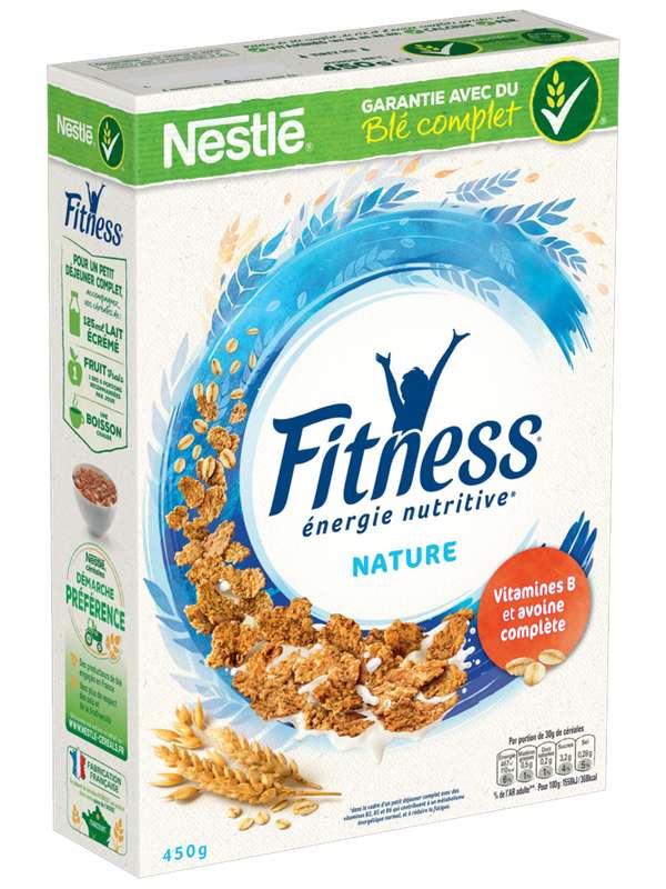 Céréales Fitness Nature, Nestlé (450 g)