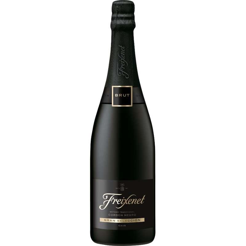 Vin pétillant blanc brut Cordon Negro, Freixenet (75 cl)