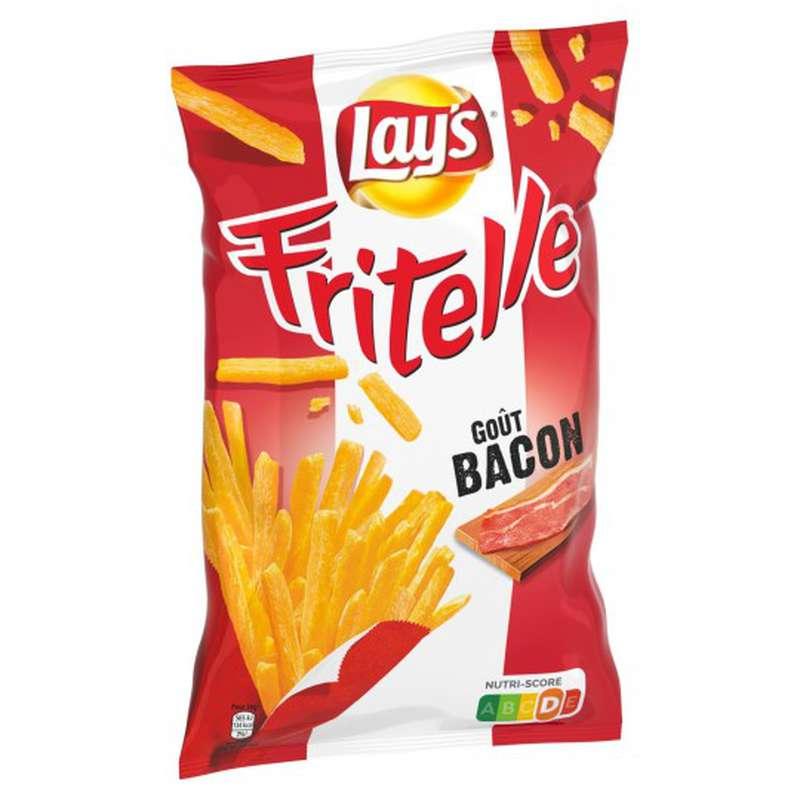Fritelle au bacon, Lay's (80 g)