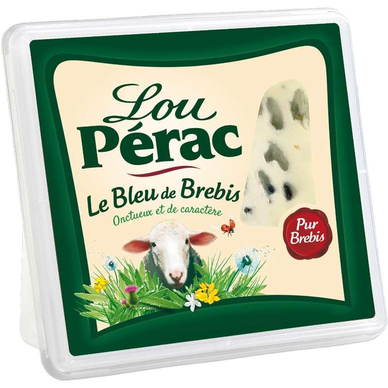 Le bleu de brebis, Lou Pérac (125 g)