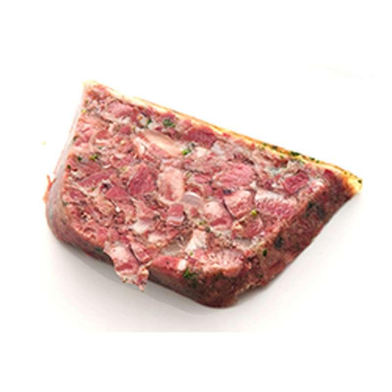 Fromage de tête, Ferme de Montchervet (environ 100 - 150 g)