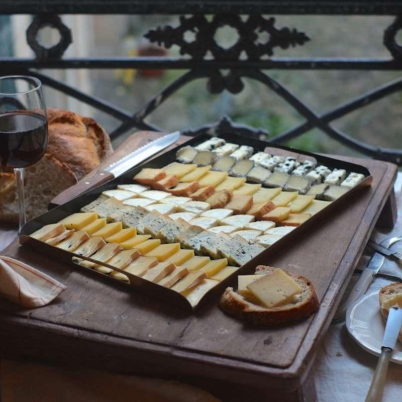 Grande planche fromages / à commander 48h à l'avance
