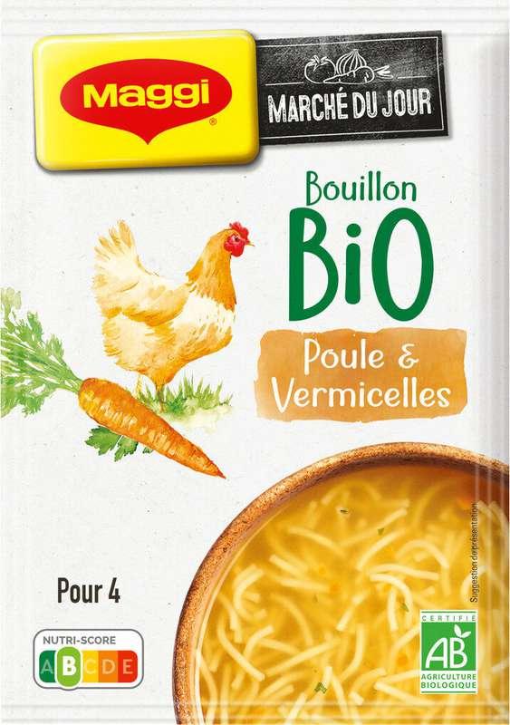 Bouillon poule vermicelle, Maggi (65 g)