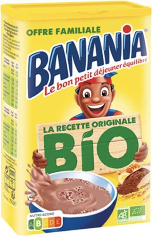 Cacao en poudre BIO, Banania (750 g)