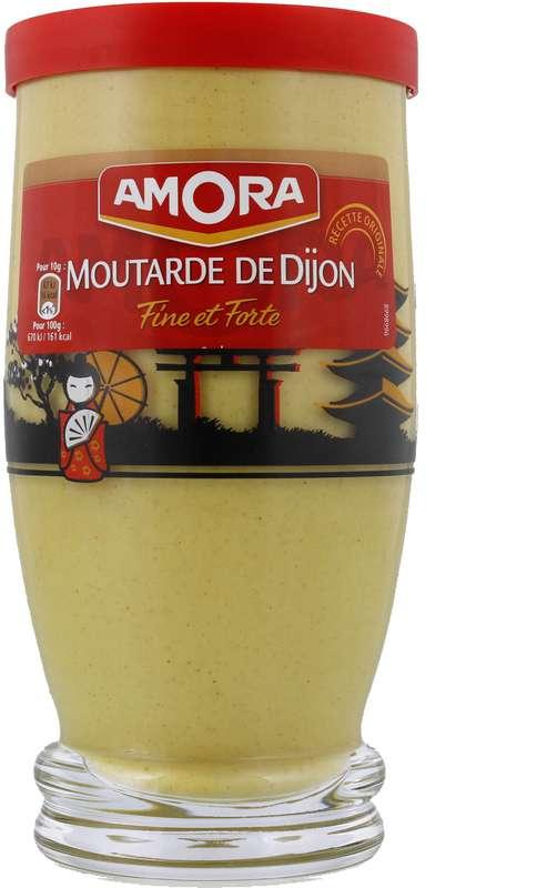 Moutarde forte, Amora (300 g)