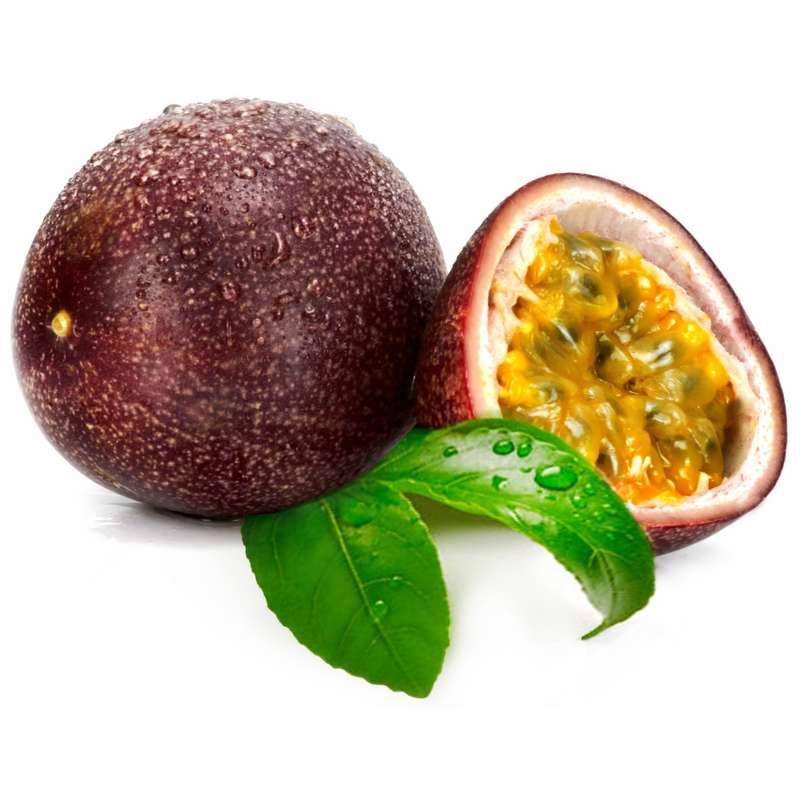 Fruit de la passion violet BIO (calibre moyen), Burundi