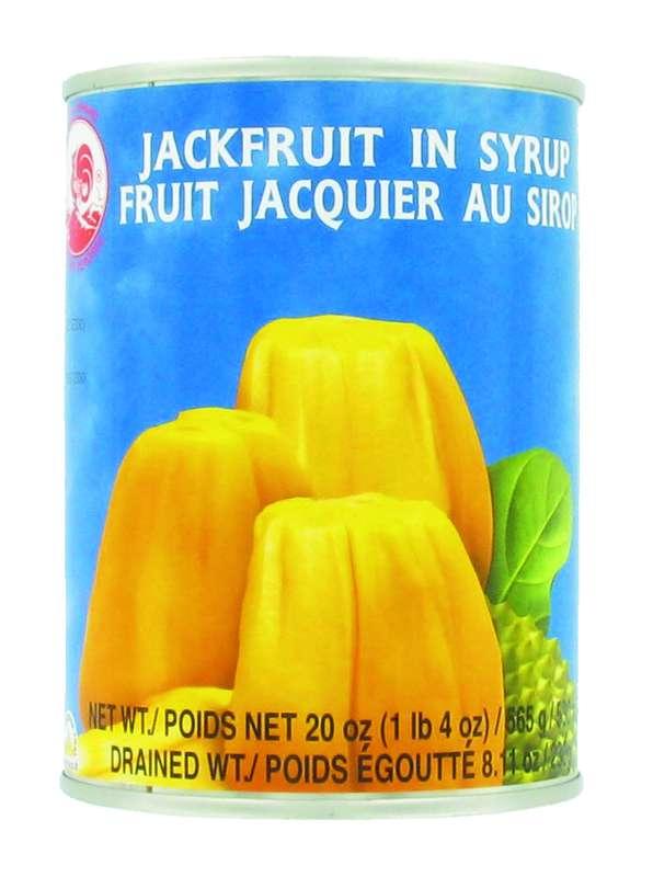 Fruit du jacquier au sirop, Cock (565 g)