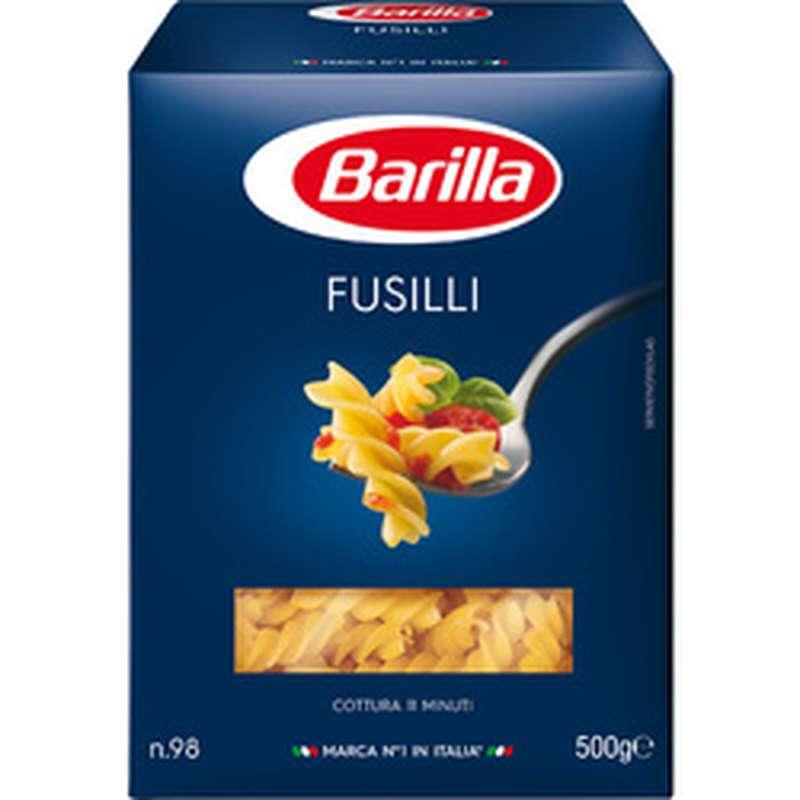 Fusilli, Barilla (500 g)