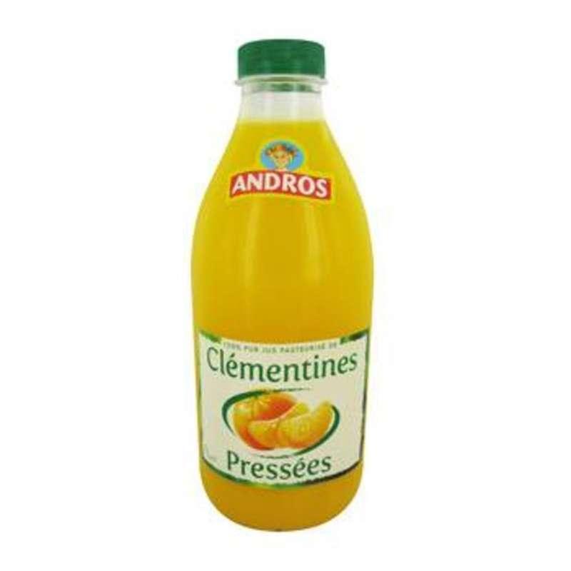 Jus de clémentines frais, Andros (1 L)