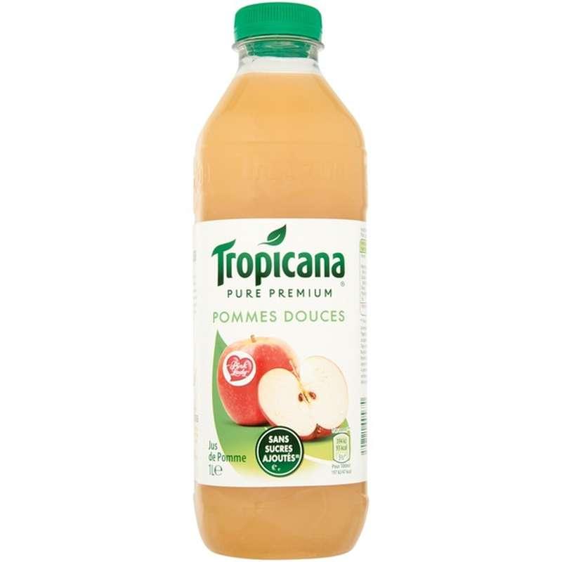 Jus de pommes douces Pink Lady, Tropicana (1 L)