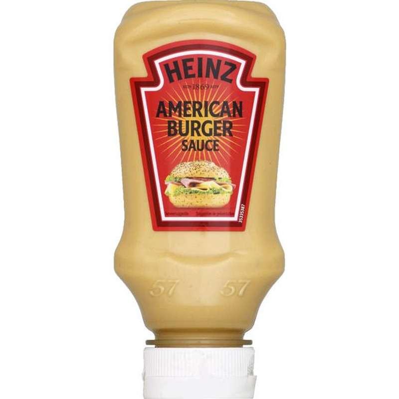 Sauce American Burger, Heinz (230 g)