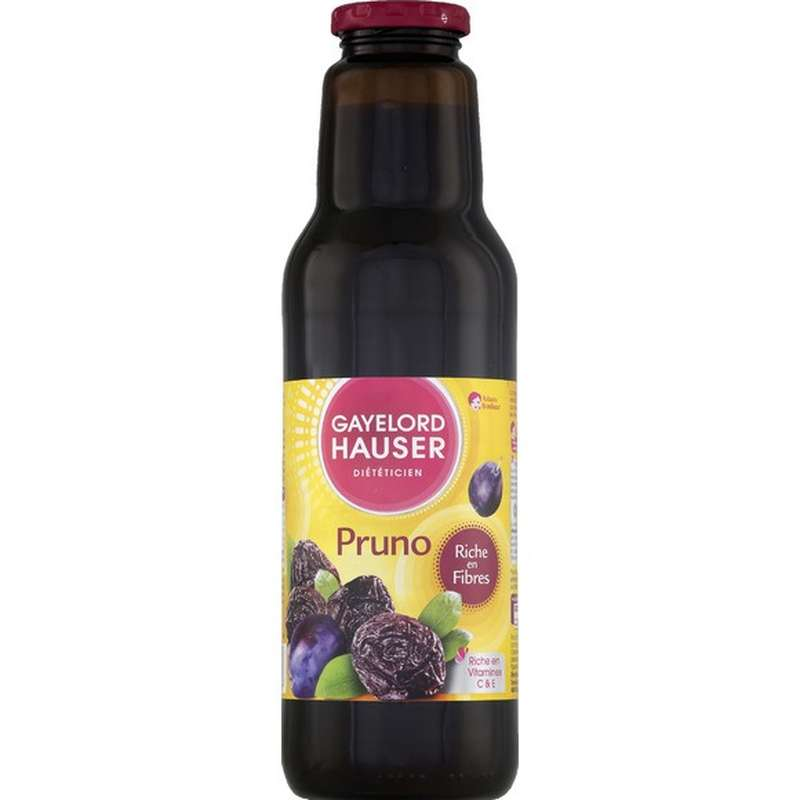 Nectar de pruneaux, Gayelord Hauser (75 cl)