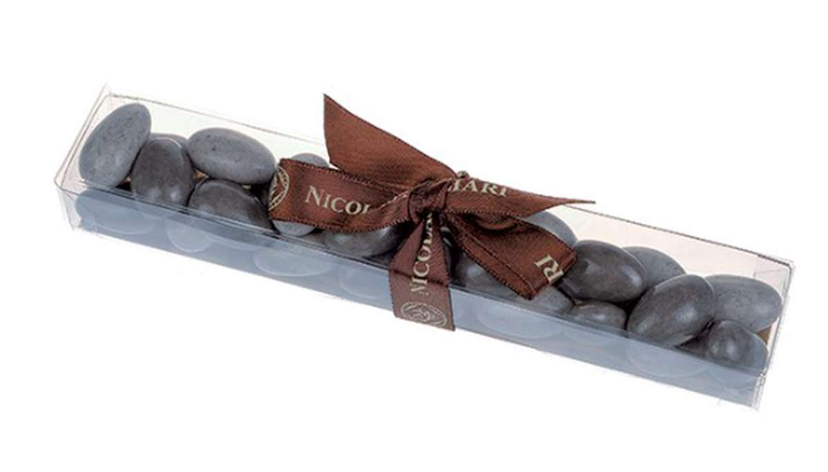 Galets de Nice en chocolat réglette, Nicolas Alziari, (80 g)