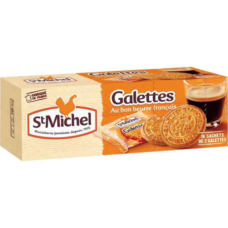 Galettes au bon beurre, St Michel (208 g)
