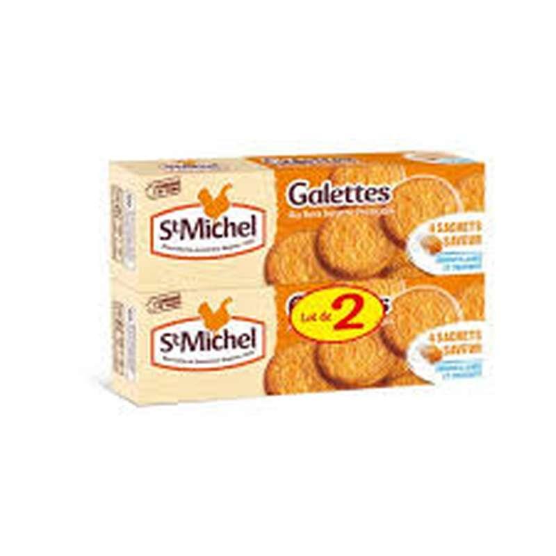 Galettes au beurre, Saint Michel (2 x 130 g)
