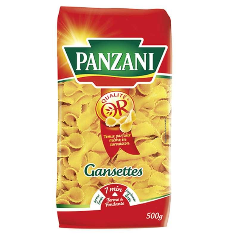 Gansettes, Panzani (500 g)