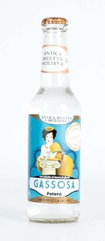 Gassosa recette sicilienne antique, Polara (275 ml)