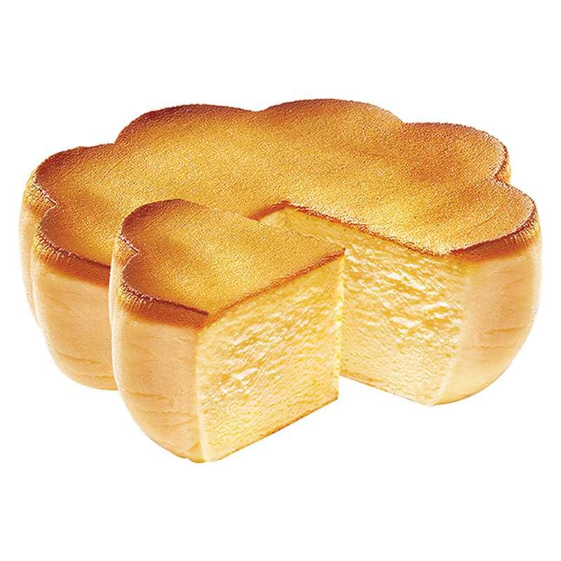 Gâteau au fromage blanc à la noix coco, Les Pâtissiers de Touraine (350g)