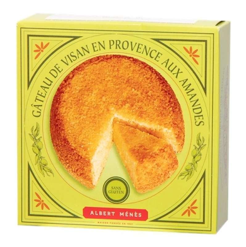 Gâteau de Visan en Provence aux amandes, Albert Ménès (120 g)